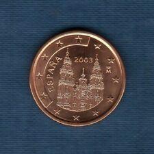 Pièces euro d'Espagne pour 5 euro
