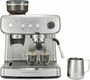 BREVILLE VCF126 Barista Max Coffee Machine - Stainless Steel