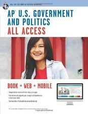 AP U.S. Government & Politics All Access Book + Online + Mobile (Advanced Plac