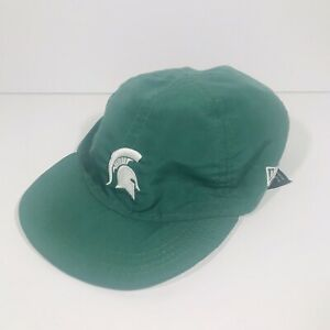 Michigan State Spartans MSU New Era Infant Toddler Hat Baseball Cap Green