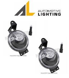 For Mini Cooper R52 R55 R56 R58 R59 Pair Set of 2 Front Parking Light Assies AL