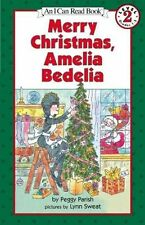 Merry Christmas, Amelia Bedelia (I Can Read Book 2)-ExLibrary
