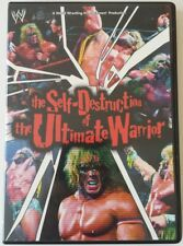 WWE - The Self-Destruction Of The Ultimate Warrior - (DVD, 2005) - Pre-owned