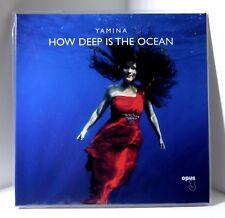 YAMINA How Deep Is The Ocean 180-gram VINYL LP New Opus 3