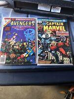 Thanos Avengers Annual 7 Captain Marvel 33