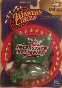 Action Racing Winner's Circle Bobby Labonte 1:64 MBNA Diecast Car Hood