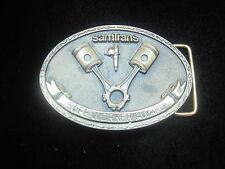 SAMTRANS Safe Worker Award beltbuckle belt buckle vintage RARE BART MUNI SF RARE