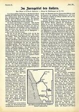 Zum Farmerwerb des Deutschen Kaisers in Deutsch- Südwestafrika Major Schwabe1912