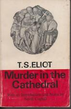 POETRY , PLAYS / MURDER IN THE CATHEDRAL by T S ELIOT