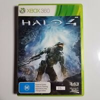 Halo 4 | Microsoft Xbox 360 | Shooter Video Game | Pre-owned | 2012 | PAL