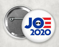 "Joe Biden for President 2020 Aviator sunglasses button pin 2.25"""