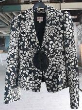 Vintage Ladies Armani Collezioni Blazer Jacket Size 42 Italy
