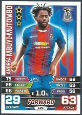 TOPPS MATCH ATTAX SPL 2015-16-#124-INVERNESS CALADONIAN TH-ANDREA MBUYI-MUTOMBO
