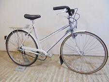 "80s British Eagle Randonee Ladies Road Touring Bike 21"" Reynolds 531 5spd S-A"