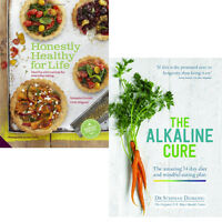 The Alkaline Cure Diet Food 2 Books Jacqui Small LLP Mixed Media English