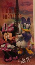Strandtuch Minnie Maus und Daisy Badetuch Walt Disney 100% Baumwolle 140 x 70 cm