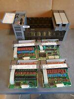 ALLEN BRADLEY 1747 L511 B FRN 6 CPU 1746-0A16 SER D  1746-IA16 1746-P1 A 1746-A7