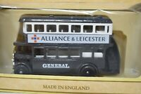 Vintage ProMotors Alliance & Leicester Bus Collectible Made In England