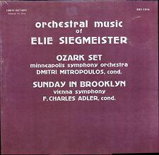 Elie Siegmeister Ozark Set Sunday in Brooklyn Orion ORS 73116 LP SEALED