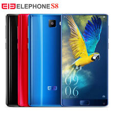 """Elephone S8 6.0"""" Android 7.1 Deca Core 4G Mobile Phone Helio X25 4GB+64GB 21.0MP"""