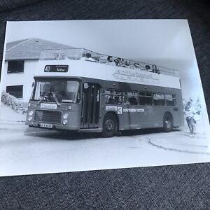 Southern Vectis Bus Picture 1970's Bristol VRT/SL3/6LXB Open Top