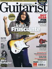 March Guitarist Monthly Music, Dance & Theatre Magazines