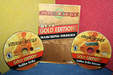 CDV's Sudden Strike Gold Edition! CD-ROM and Instruction Manual