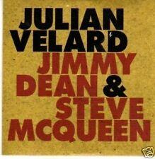 (274Y) Julian Velard, Jimmy Dean & Steve McQueen- DJ CD