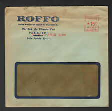"""PARIS (XI°) OUTILS & PIECES détachées de MACHINES AGRICOLES """"ROFFO"""" en 1952"""