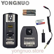 Yongnuo RF-602 2.4GHz Wireless Flash Trigger for NIKON DSLR N1 N2 N3 Version