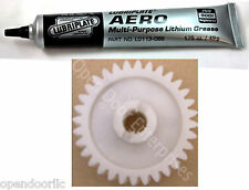 Drive GEAR +Lubriplate grease fits 41C4220A Craftsman Chamberlain Garage Door