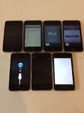 *BROKEN* Lot of 7x Apple iPod touch 3rd Generation Black (32 GB)