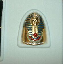 "Estee Lauder Solid Perfume Compact ""Sphinx"" Mint"
