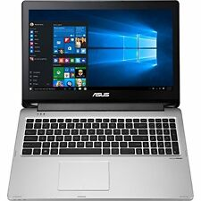 """ASUS 15.6"""" 2-in-1 Touchscreen Laptop i3 6GB 500GB Win 10 (90NB0591-M02330)"""