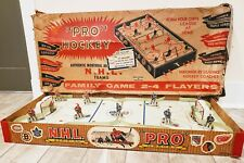 Vintage 50's NHL PRO Hockey Game by Eagle toys!