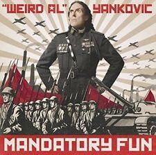 Mandatory Fun by Weird Al Yankovic (CD, Jul-2014, RCA)