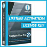 CAPTURE ONE PRO 20 KEY 🔑 MAC & WINDOWS ✅ LIFETIME LICENSE ✅ FAST DELIVERY ✅