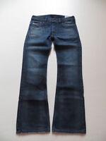 Diesel ZATHAN wash 008IW Bootcut Jeans Hose, W 31 /L 32, Vintage Denim, KULT !