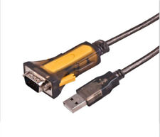 USB to RS232 DB9 Serial Cable Converter Adapter PL2303 Chipset for Window 10