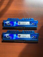 G. SKILL PC3-12800 16GB DDR3 1600 MHz PC3-12800 DDR3 Memory (F3-1600C9D-16GXM)