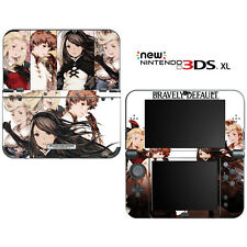 Bravely Default for New Nintendo 3DS XL Skin Decal Cover