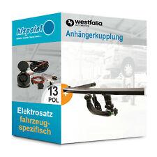 AUTO HAK Anhängerkupplung abnehmbar Porsche Cayenne 02 13polig E-Satz Neuware