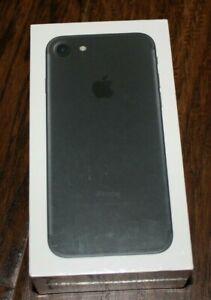 Brand New Black Total  Wireless Apple iPhone 7 32GB Prepaid Smart Phone