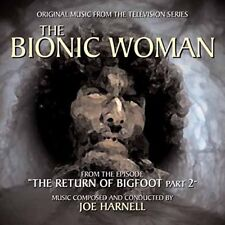 THE BIONIC WOMAN: RETURN OF BIGFOOT PART 2: Original Soundtrack by Joe Harnell