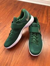 Zoom Live Nike Green Shoes 17 NEW!