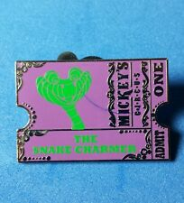 Kaa Chaser Mickeys' Circus Sinister Sideshows Mystery Disney Pin LE 100 WDW