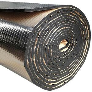 Car Hood Engine Heat & Noise Insulation Shield Cotton Mat Sound-Absorbing Pad