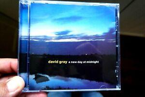 David Gray - A New Day At Midnight  -  CD, VG