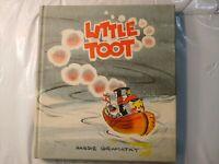 Vintage Little Toot Children's Book 1939 by Hardie Gramatky Weekly Reader's Club