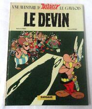 ASTERIX - T 19 - LE DEVIN - Par Goscinny & Uderzo - Dargaud 1972 EO